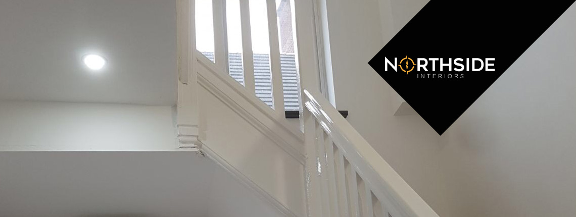 Northside Interiors team of fully qualified, fully insured joiners can cater for any size job